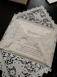 curly make some lace envelopes
