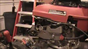 how to fix a honda lawnmower part 1 youtube