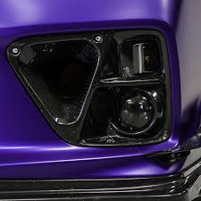 subaru purple 2015 2018 subaru wrx sti black turn signal housing modification