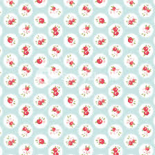 beautiful pattern beautiful seamless rose pattern with blue background royalty free