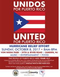 unidos por collecting donations for hurricane