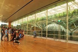 national gallery singapore landscape by icn design