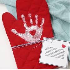 mothers day gift for nanny kids print oven mitt we found the oven mitts at dollar tree