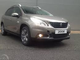 second hand peugeot for sale used peugeot 2008 2018 petrol metallic grey for sale in cork