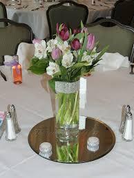 centerpiece cylinder vases turquoise teal bling rhinestone