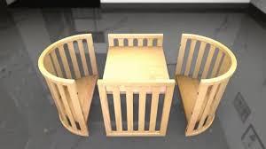 Cocoon Convertible Crib Cocoon Nursery Furniture