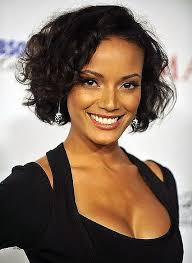 black wet and wavy hairstyles short wet curly hairstyles elegant 9 wet and wavy hairstyles for
