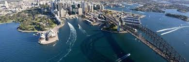 hop on hop sydney australia a bird s eye view of sydney from the tower one of the highlights