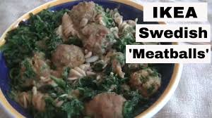 ikea sav cuisine easy vegan lunch ikea meatballs