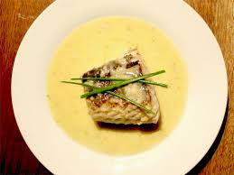 Beurre Blanc Sauce Recipe by Loin Of Cod Or Sandre Au Beurre Blanc Circle Of Misse
