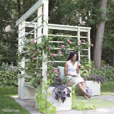 how to build an arbor trellis 10 easy to build planters and 10 easy to build planters and