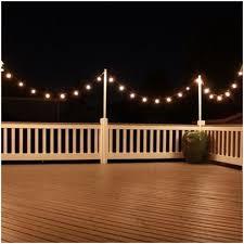 Patio Lighting Options Patio Lighting Options Get Minimalist Impression Easti Zeast