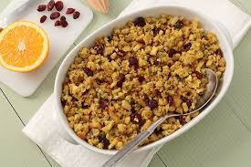 stove top dressing toasted walnut and cranberry kraft recipes