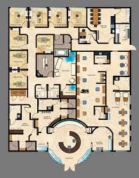 pearlessence floorplan house plan salon and spa floor plans layout