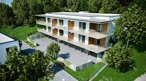 modern multi family house plans modern multi family realization in austria u2013 viscato