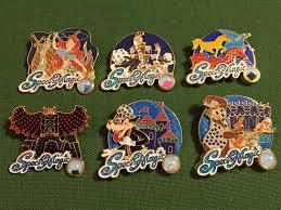parade pins spectromagic pin collection disney pins