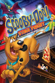 scooby doo stage fright