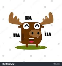 moose template moose expression vector template stock vector 316246397