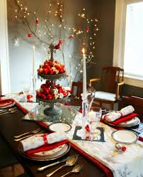 Special Brown Wood Glass Design Table Setting Ideas Interior - Design a table setting