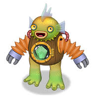 My Singing Monster Bellowfish Monster My Singing Monsters