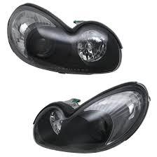 2002 hyundai sonata headlights sonata 2002 2005 black headlights sonata 02 399 95
