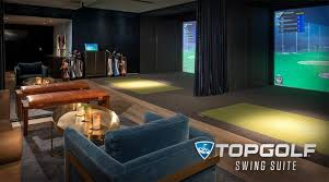news full swing golf indoor golf simulator technology