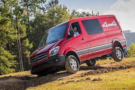 nissan cargo van 4x4 4x4 van market is a tiny niche but you do have options