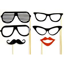 photobooth props staches glasses photo booth props backdrop express