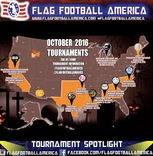 Flag Football Charlotte Nc October 2016 Tournament Map