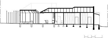 gallery of cross stitch house fmd architects 13