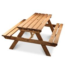Diy Folding Wooden Picnic Table by Agad Wooden 6 Seater Picnic Table Picnic Tables House Furniture