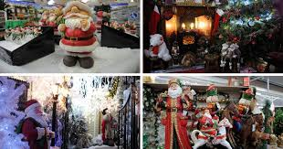 Garden Centre Christmas Decorations Garden Centres At Christmas Three Renowned Festive Displays To