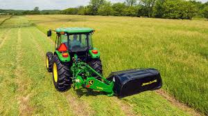 hay and forage mowing equipment disc mowers john deere
