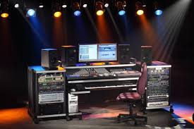 recording studio workstation desk recording studio desk home painting ideas