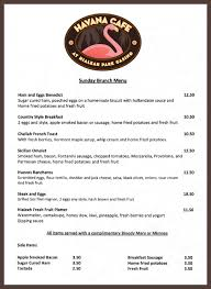 menu for brunch sunday brunch menu hialeah park racing casino