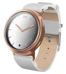 amazon com misfit phase hybrid wearables smartwatch rose gold