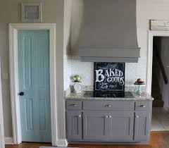 Repainting Cabinets Why I Repainted My Chalk Painted Cabinets Sincerely Sara D