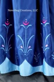 anna u0027s cape pattern reference frozen cosplay references