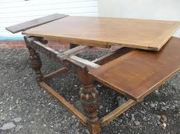 what is a draw leaf table oak draw leaf dining table dining room ideas