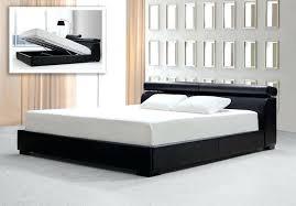 Platform Bed Headboard King Size Platform Bed Frame With Drawers Platform King Bed Frame
