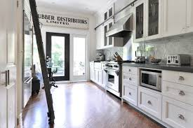 Concrete Tile Backsplash by Concrete Countertops Transitional Kitchen Meredith Heron Design
