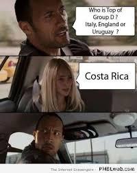 Costa Rica Meme - 6 costa rica world cup meme pmslweb