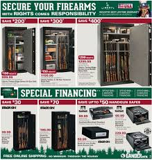 black friday deals on gun cabinets gander mountain black friday ad deals 2018 funtober