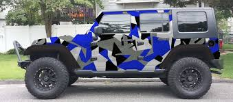 jeep gray blue 3m gray kryptek camo vehicle wrap kit check out our grill wheel