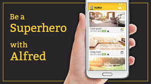 Turn Cellphone Into Home Phone by Home Security Camera Alfred Android Apps On Google Play