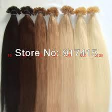 keratin hair extensions fusion prebonded hair u tip keratin hair extensions any color 16