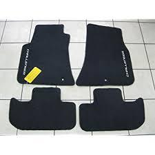 dodge challenger floor mats amazon com mopar 82212545 slate gray all weather floor mat