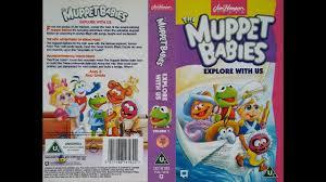 opening closing u0027muppet babies explore u0027 1994 uk