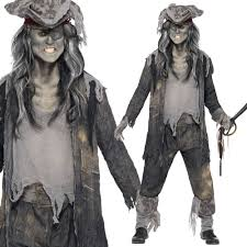 zombie ghost pirate halloween fancy dress costumes u2013 haunted dead