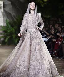 elie saab wedding dresses elie saab s wedding dress for 2016 arabia weddings